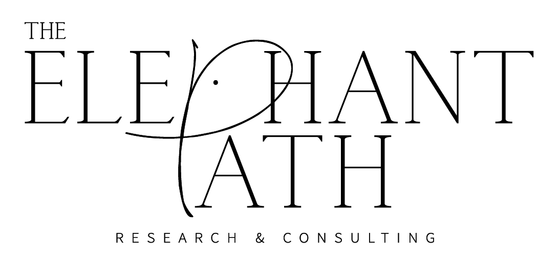 The Elephant Path | Research & Consulting | Research with Impact
